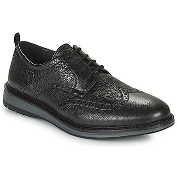 Παπούτσια Άνδρας Derby Clarks CHANTRY WING Black