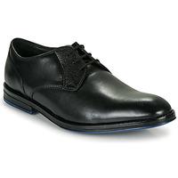 Παπούτσια Άνδρας Derby Clarks CITISTRIDELACE Black