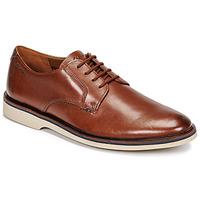 Παπούτσια Άνδρας Derby Clarks MALWOOD PLAIN Brown