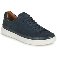 Παπούτσια Άνδρας Χαμηλά Sneakers Clarks UN COSTA TIE Μπλέ