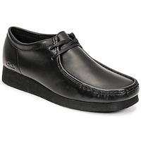 Παπούτσια Άνδρας Derby Clarks WALLABEE 2 Black