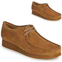 Παπούτσια Άνδρας Derby Clarks WALLABEE 2 Brown