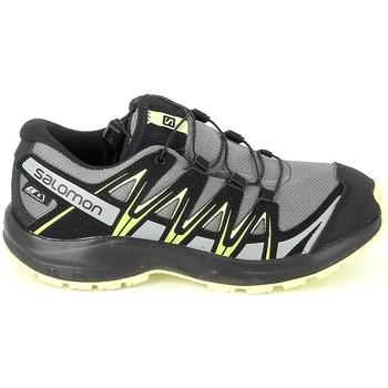 Παπούτσια Αγόρι Πεζοπορίας Salomon XA Pro 3D CSWP K Gris Jaune Grey