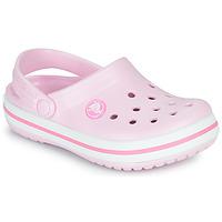 Παπούτσια Κορίτσι Σαμπό Crocs CROCBAND CLOG K Ροζ