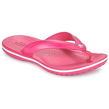Παπούτσια Παιδί Σαγιονάρες Crocs CROCBAND FLIP GS Ροζ