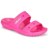 Παπούτσια Γυναίκα Σανδάλια / Πέδιλα Crocs CLASSIC CROCS SANDAL Ροζ