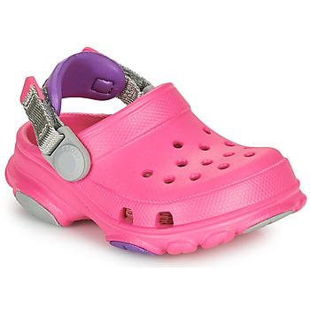 Παπούτσια Κορίτσι Σαμπό Crocs CLASSIC ALL-TERRAIN CLOG K Ροζ