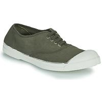 Παπούτσια Γυναίκα Χαμηλά Sneakers Bensimon TENNIS LACET Kaki