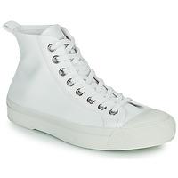 Παπούτσια Γυναίκα Χαμηλά Sneakers Bensimon B79 MID Άσπρο