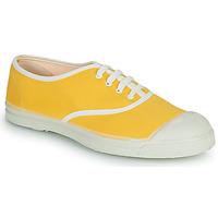 Παπούτσια Γυναίκα Χαμηλά Sneakers Bensimon VINTAGE Yellow