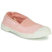 Παπούτσια Κορίτσι Χαμηλά Sneakers Bensimon TENNIS ELASTIQUE Ροζ
