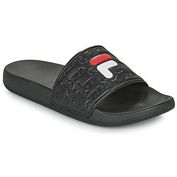 Παπούτσια Άνδρας σαγιονάρες Fila BAYWALK SLIPPER Black