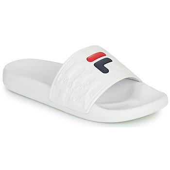 Παπούτσια Γυναίκα σαγιονάρες Fila BAYWALK SLIPPER WMN Άσπρο