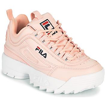 Xαμηλά Sneakers Fila DISRUPTOR KIDS ΣΤΕΛΕΧΟΣ: Συνθετικό & ΕΠΕΝΔΥΣΗ: Ύφασμα & ΕΣ. ΣΟΛΑ: Ύφασμα & ΕΞ. ΣΟΛΑ: Καουτσούκ