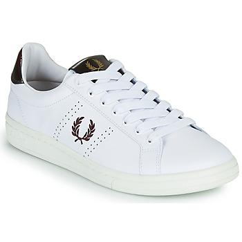 Xαμηλά Sneakers Fred Perry B721 ΣΤΕΛΕΧΟΣ: Δέρμα & ΕΠΕΝΔΥΣΗ: & ΕΣ. ΣΟΛΑ: & ΕΞ. ΣΟΛΑ: Καουτσούκ