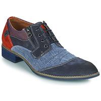 Παπούτσια Άνδρας Derby Kdopa MONTMARTRE Μπλέ / Red