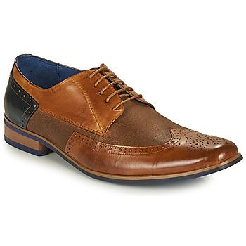 Παπούτσια Άνδρας Derby Kdopa KAVRITZ Camel