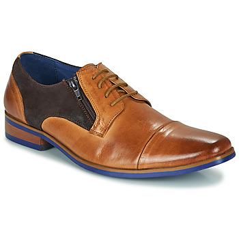 Παπούτσια Άνδρας Derby Kdopa SNOOP Camel / Μπλέ