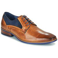 Παπούτσια Άνδρας Derby Kdopa CONNOR Camel / Μπλέ