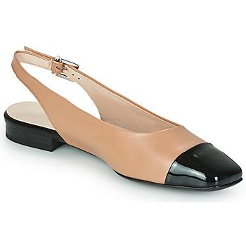 Παπούτσια Γυναίκα Μπαλαρίνες Peter Kaiser KILLEEN Nude / Black