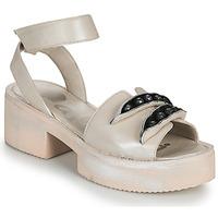 Παπούτσια Γυναίκα Σανδάλια / Πέδιλα Papucei AMON Beige