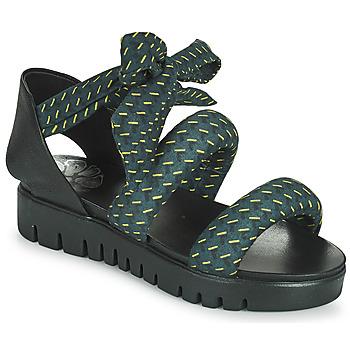 Παπούτσια Γυναίκα Σανδάλια / Πέδιλα Papucei LILLA Μπλέ / Black