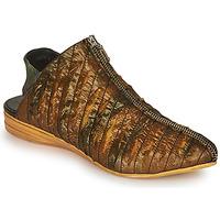 Παπούτσια Γυναίκα Σανδάλια / Πέδιλα Papucei LARISA Black / Gold