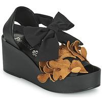 Παπούτσια Γυναίκα Σανδάλια / Πέδιλα Papucei MAYA Black / Brown