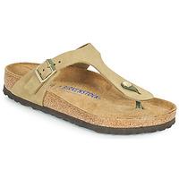 Παπούτσια Γυναίκα Σαγιονάρες Birkenstock GIZEH SFB Brown