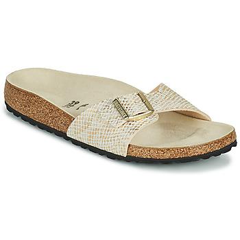 Παπούτσια Γυναίκα Τσόκαρα Birkenstock MADRID Gold