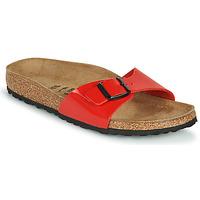 Παπούτσια Γυναίκα Τσόκαρα Birkenstock MADRID Red