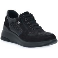 Παπούτσια Γυναίκα Χαμηλά Sneakers Enval LEOL NERO Nero