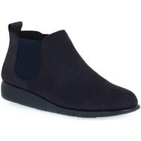 Παπούτσια Γυναίκα Μπότες Frau NABOUCK NAVY Blu