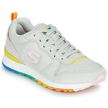 Παπούτσια Γυναίκα Χαμηλά Sneakers Skechers OG 85 Άσπρο / Yellow