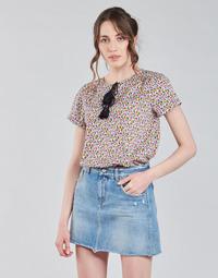 Υφασμάτινα Γυναίκα Μπλούζες Deeluxe MERRY Multicolour