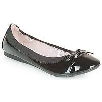 Παπούτσια Γυναίκα Μπαλαρίνες Moony Mood ELALA Vernis / Black