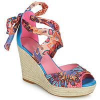 Παπούτσια Γυναίκα Σανδάλια / Πέδιλα Moony Mood EFIRNIL Ροζ