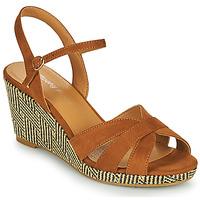 Παπούτσια Γυναίκα Σανδάλια / Πέδιλα Moony Mood MALIA Camel