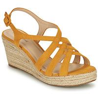 Παπούτσια Γυναίκα Σανδάλια / Πέδιλα Moony Mood ONICE Yellow