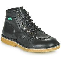 Παπούτσια Αγόρι Μπότες Kickers KICK LEGEND Black