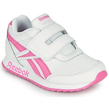 Xαμηλά Sneakers Reebok Classic REEBOK ROYAL CLJOG 2 KC ΣΤΕΛΕΧΟΣ: Συνθετικό & ΕΠΕΝΔΥΣΗ: Ύφασμα & ΕΣ. ΣΟΛΑ: Ύφασμα & ΕΞ. ΣΟΛΑ: Καουτσούκ