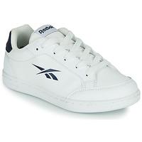 Παπούτσια Παιδί Χαμηλά Sneakers Reebok Classic REEBOK ROYAL VECTOR SMASH Άσπρο / Μπλέ