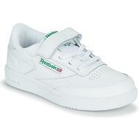 Παπούτσια Παιδί Χαμηλά Sneakers Reebok Classic CLUB C 1V Άσπρο