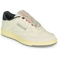Παπούτσια Άνδρας Χαμηλά Sneakers Reebok Classic CLUB C 85 Beige / Black