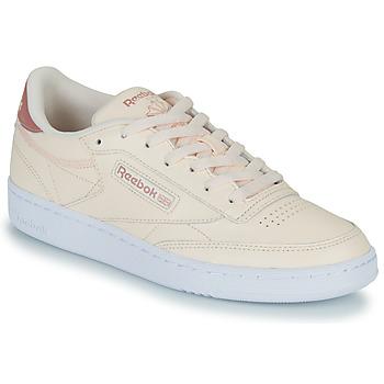Παπούτσια Γυναίκα Χαμηλά Sneakers Reebok Classic CLUB C 85 Ροζ