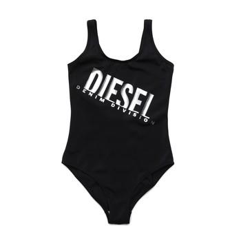 Υφασμάτινα Κορίτσι μαγιό 1 κομμάτι Diesel MIELL Black