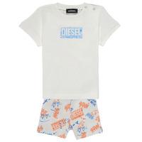 Υφασμάτινα Αγόρι Σετ Diesel SILLIN Multicolour