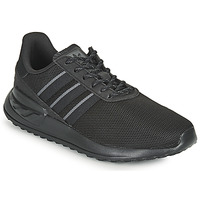 Παπούτσια Παιδί Χαμηλά Sneakers adidas Originals LA TRAINER LITE J Black