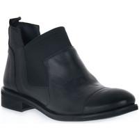 Παπούτσια Γυναίκα Μπότες Priv Lab NERO RAG Nero