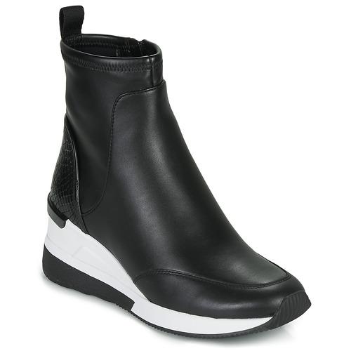 Παπούτσια Γυναίκα Ψηλά Sneakers MICHAEL Michael Kors KINSEY Black